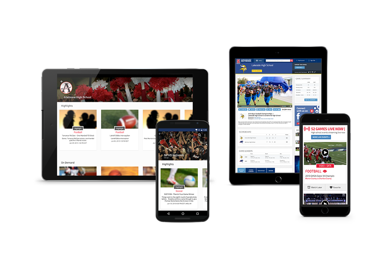 How To Watch Live High School Sports Video On The Nfhs Network